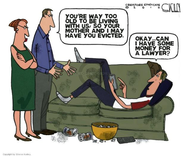 Steve Kelley  Steve Kelley's Editorial Cartoons 2018-05-28 editorial