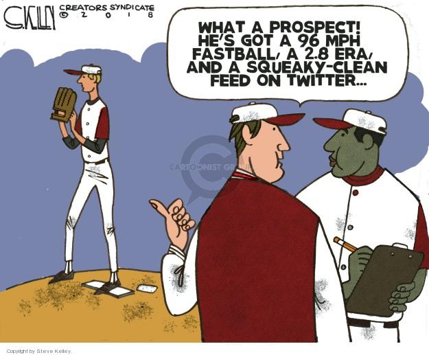 Steve Kelley  Steve Kelley's Editorial Cartoons 2018-07-31 player