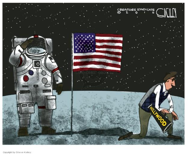 Steve Kelley  Steve Kelley's Editorial Cartoons 2018-09-04 editorial