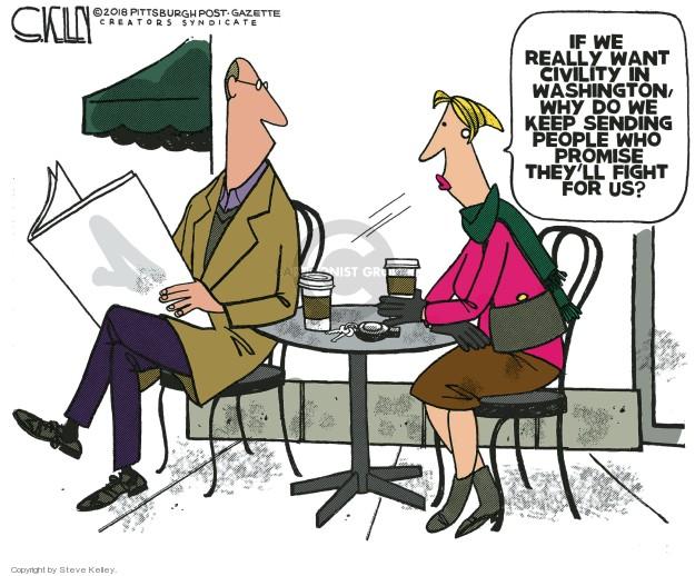 Steve Kelley  Steve Kelley's Editorial Cartoons 2018-12-07 politics