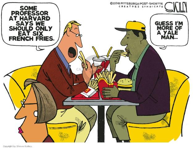 Cartoonist Steve Kelley  Steve Kelley's Editorial Cartoons 2018-12-10 guess