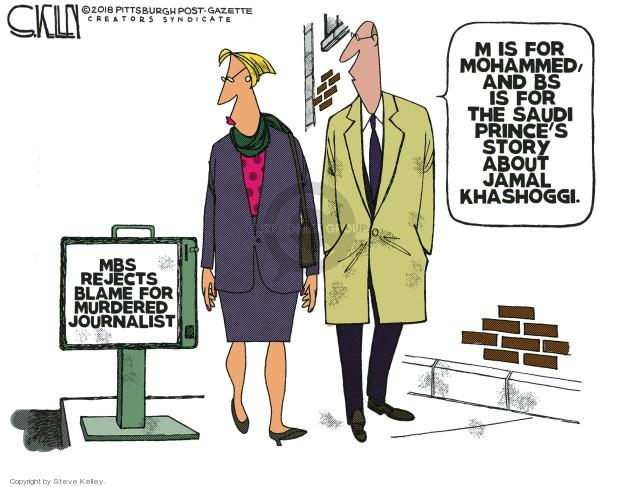 Steve Kelley  Steve Kelley's Editorial Cartoons 2018-12-21 journalism