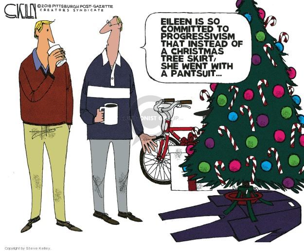 Steve Kelley  Steve Kelley's Editorial Cartoons 2018-12-23 Steve