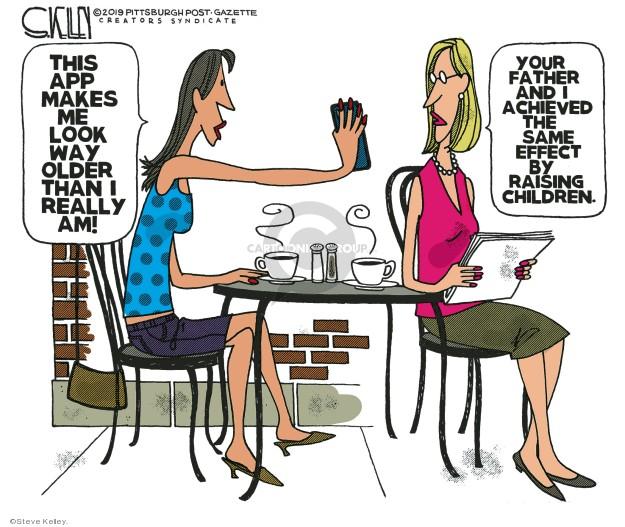 Steve Kelley  Steve Kelley's Editorial Cartoons 2019-07-21 media