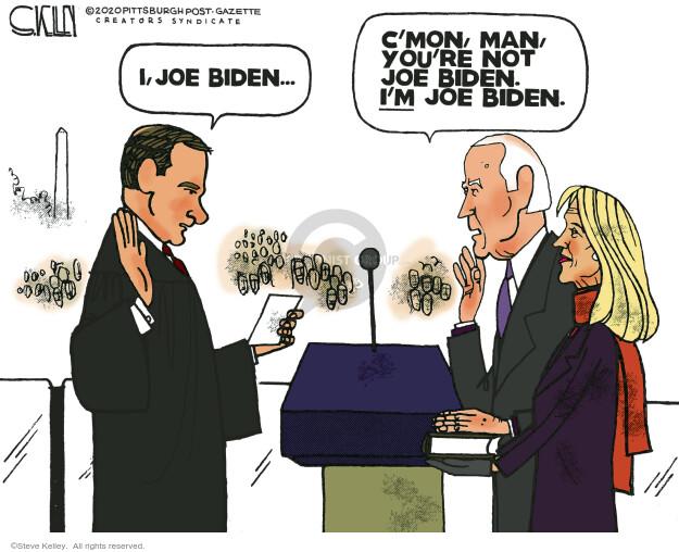 Steve Kelley  Steve Kelley's Editorial Cartoons 2020-11-08 inauguration