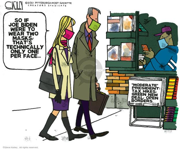 Steve Kelley  Steve Kelley's Editorial Cartoons 2021-02-11 editorial