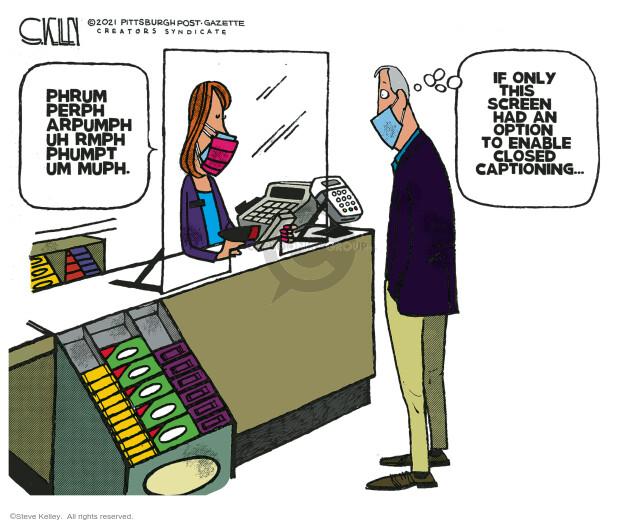 Steve Kelley  Steve Kelley's Editorial Cartoons 2021-02-18 editorial
