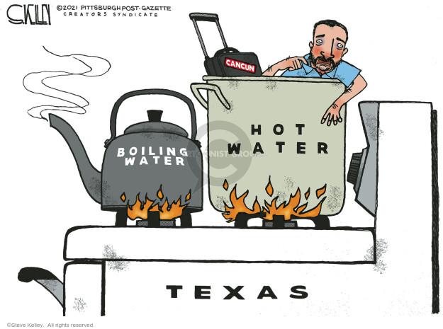 Steve Kelley  Steve Kelley's Editorial Cartoons 2021-02-21 hot