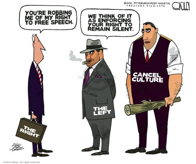 Steve Kelley  Steve Kelley's Editorial Cartoons 2021-02-25 editorial