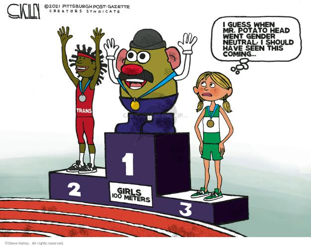 Steve Kelley  Steve Kelley's Editorial Cartoons 2021-02-28 editorial