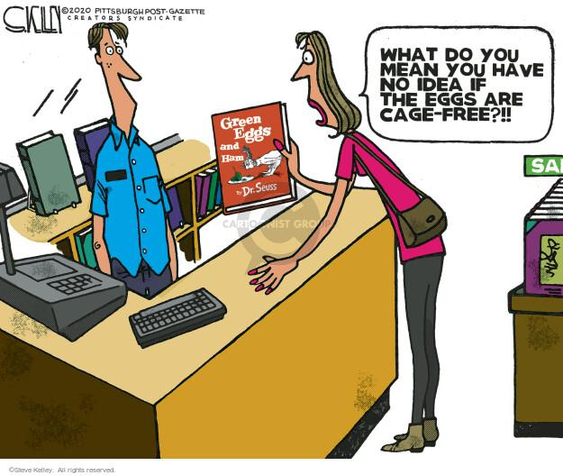 Steve Kelley  Steve Kelley's Editorial Cartoons 2021-03-05 editorial