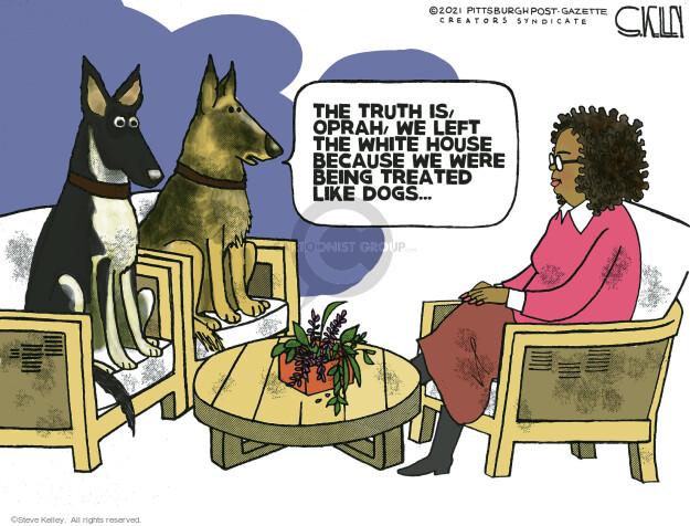 Steve Kelley  Steve Kelley's Editorial Cartoons 2021-03-11 editorial