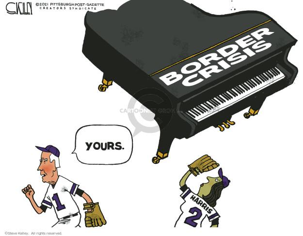 Steve Kelley  Steve Kelley's Editorial Cartoons 2021-03-26 policy
