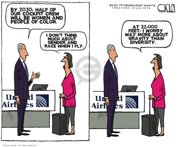 Steve Kelley  Steve Kelley's Editorial Cartoons 2021-04-11 000