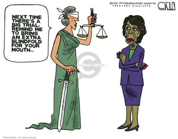 Steve Kelley  Steve Kelley's Editorial Cartoons 2021-04-22 democrat