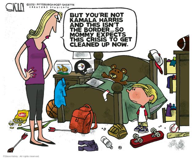 Steve Kelley  Steve Kelley's Editorial Cartoons 2021-05-13 policy