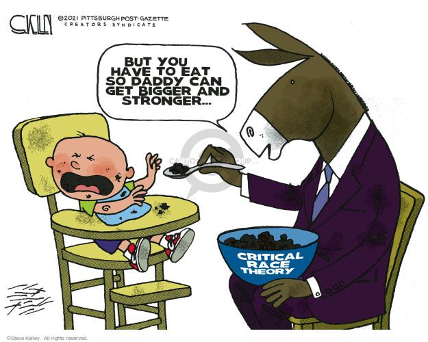 Steve Kelley  Steve Kelley's Editorial Cartoons 2021-05-21 democrat
