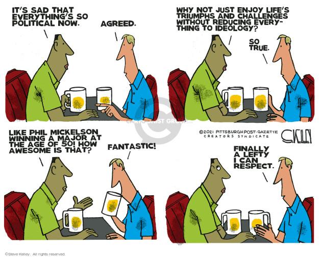 Steve Kelley  Steve Kelley's Editorial Cartoons 2021-05-27 editorial
