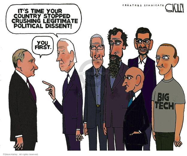 Steve Kelley  Steve Kelley's Editorial Cartoons 2021-06-18 policy