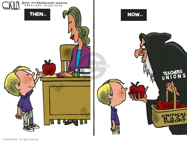 Steve Kelley  Steve Kelley's Editorial Cartoons 2021-07-09 policy