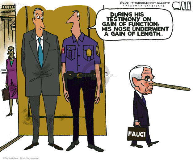 Steve Kelley  Steve Kelley's Editorial Cartoons 2021-07-22 politics