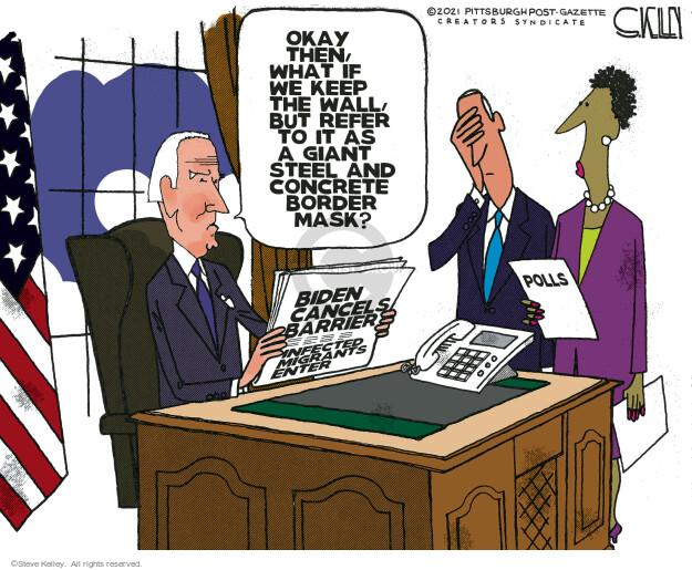 Steve Kelley  Steve Kelley's Editorial Cartoons 2021-07-29 politics