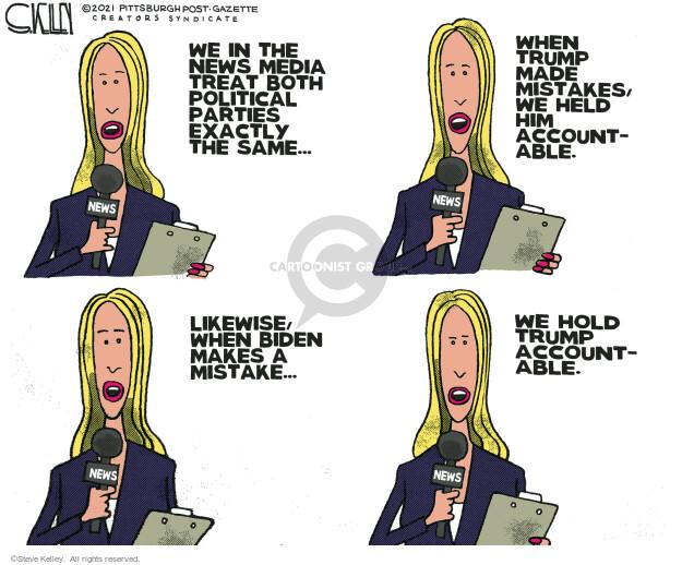 Steve Kelley  Steve Kelley's Editorial Cartoons 2021-09-09 politics