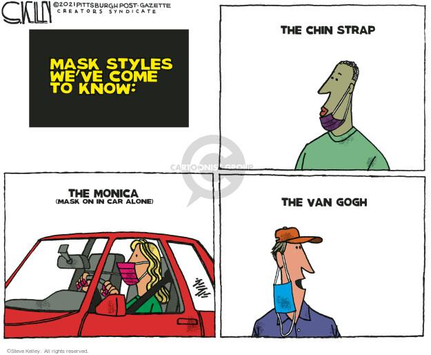 Steve Kelley  Steve Kelley's Editorial Cartoons 2021-10-03 car