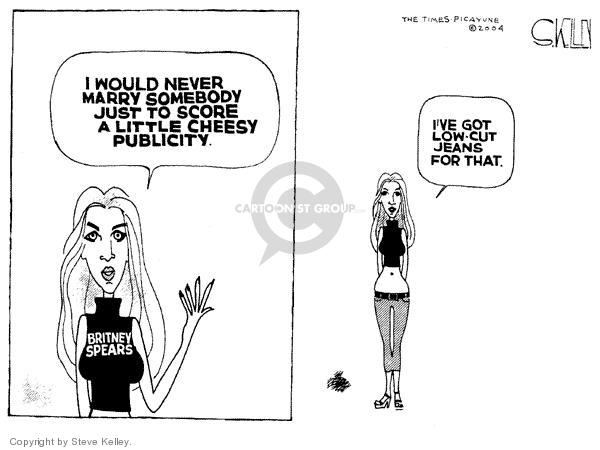 Cartoonist Steve Kelley  Steve Kelley's Editorial Cartoons 2004-01-06 singer