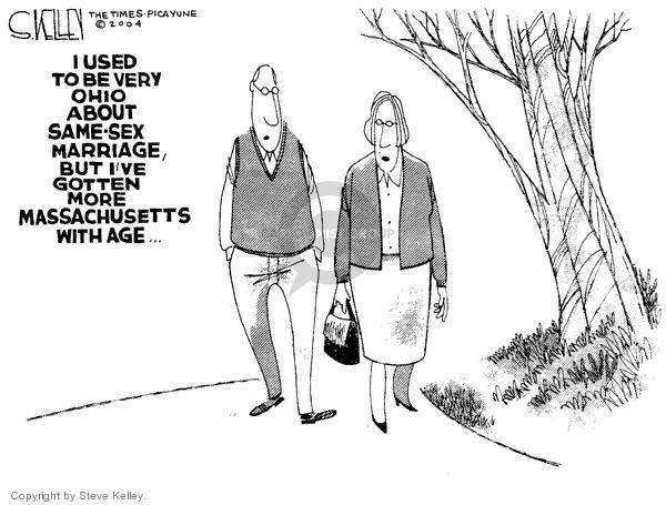 Cartoonist Steve Kelley  Steve Kelley's Editorial Cartoons 2004-01-24 left-wing