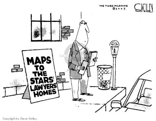 Cartoonist Steve Kelley  Steve Kelley's Editorial Cartoons 2005-02-04 celebrity