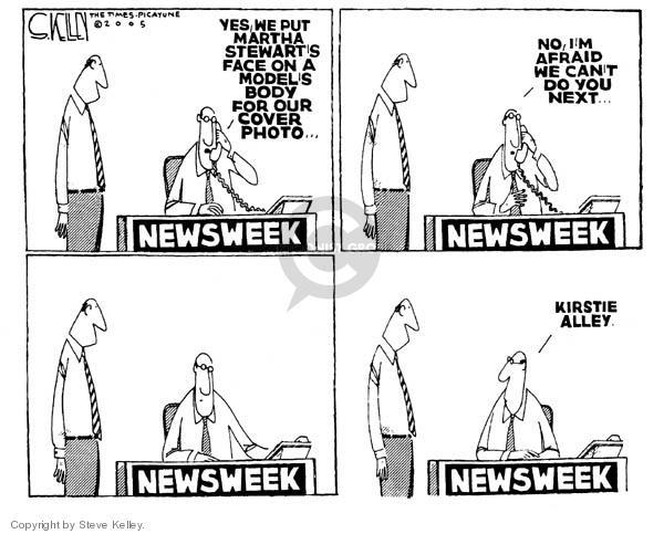 Cartoonist Steve Kelley  Steve Kelley's Editorial Cartoons 2005-03-04 computer software