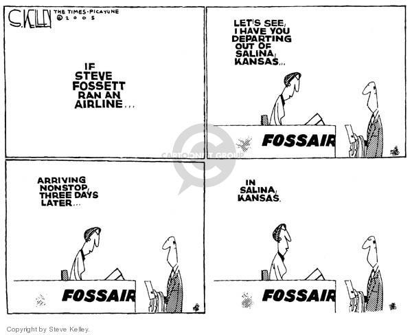 Steve Kelley  Steve Kelley's Editorial Cartoons 2005-03-04 holder