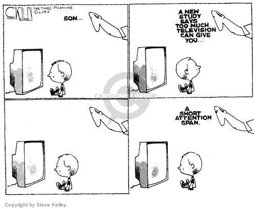 Cartoonist Steve Kelley  Steve Kelley's Editorial Cartoons 2004-04-08 mental