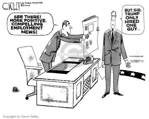 Steve Kelley  Steve Kelley's Editorial Cartoons 2004-04-16 number