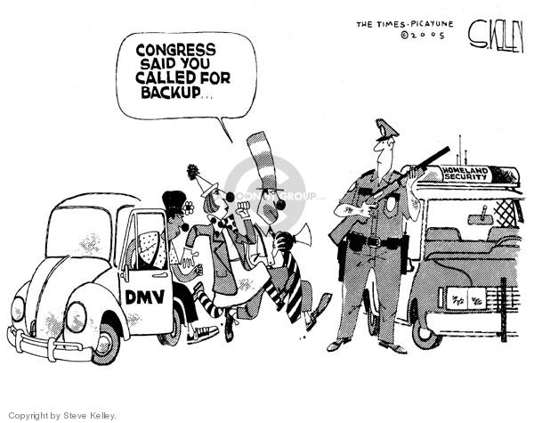 Steve Kelley  Steve Kelley's Editorial Cartoons 2005-05-11 identity