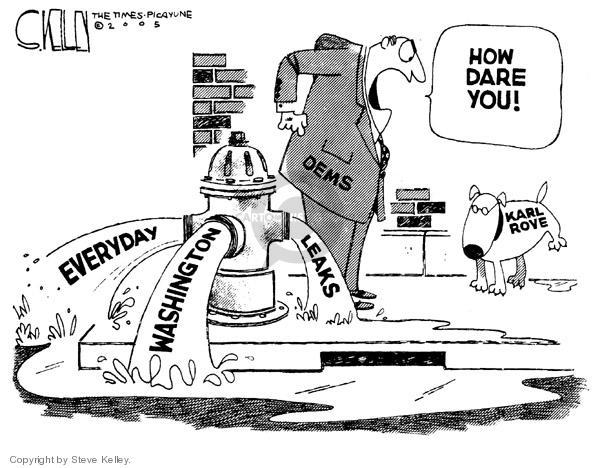Steve Kelley  Steve Kelley's Editorial Cartoons 2005-07-15 media source