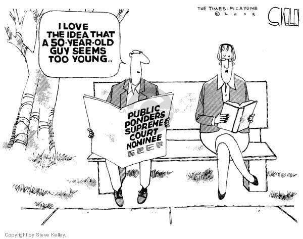 Steve Kelley  Steve Kelley's Editorial Cartoons 2005-07-21 vacancy