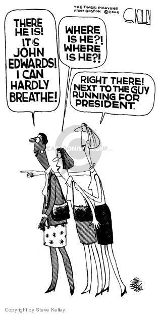 Steve Kelley  Steve Kelley's Editorial Cartoons 2004-07-28 selection