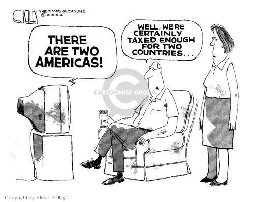 Steve Kelley  Steve Kelley's Editorial Cartoons 2004-08-06 vice