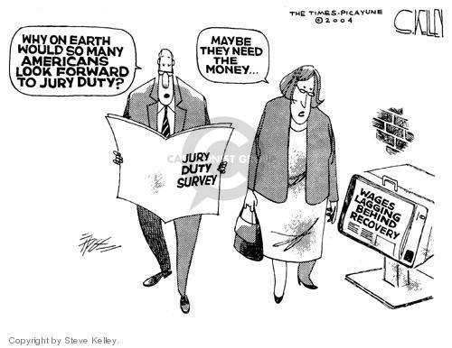 Steve Kelley  Steve Kelley's Editorial Cartoons 2004-08-10 legal