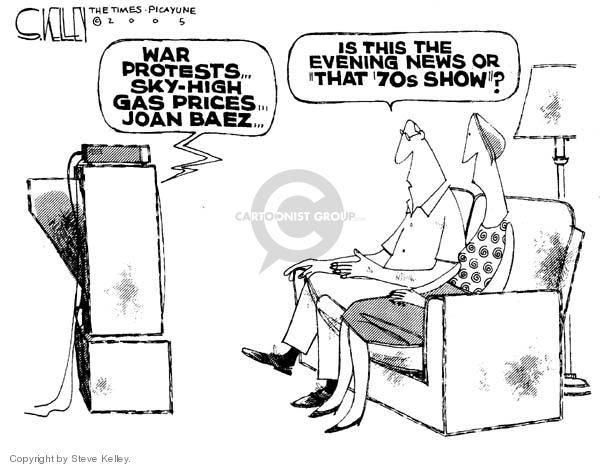 Steve Kelley  Steve Kelley's Editorial Cartoons 2005-08-23 eras