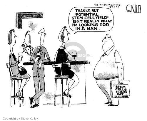 Steve Kelley  Steve Kelley's Editorial Cartoons 2004-10-05 female
