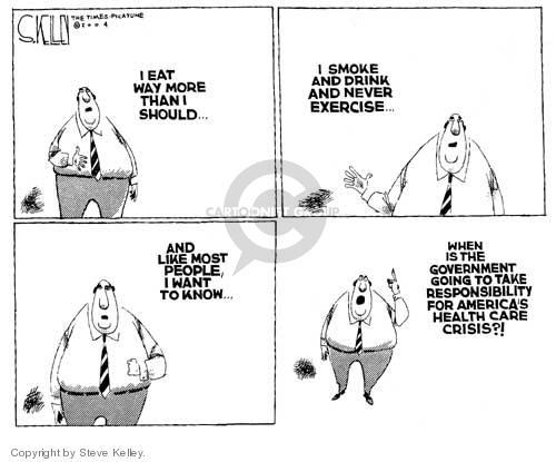 Steve Kelley  Steve Kelley's Editorial Cartoons 2004-10-26 individual
