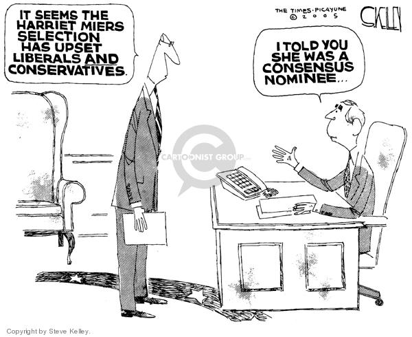 Steve Kelley  Steve Kelley's Editorial Cartoons 2005-10-04 selection