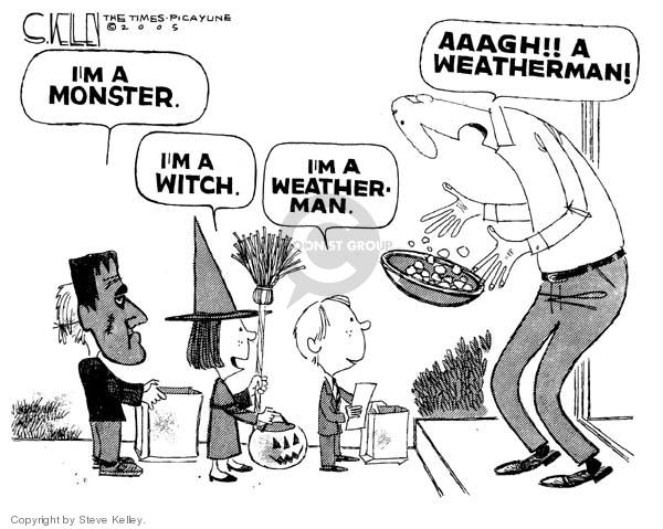 Cartoonist Steve Kelley  Steve Kelley's Editorial Cartoons 2005-10-26 mask