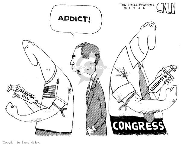 Steve Kelley  Steve Kelley's Editorial Cartoons 2006-02-02 bad behavior