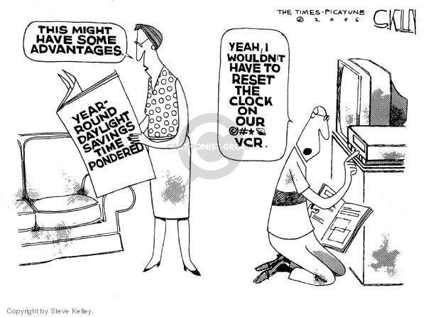 Cartoonist Steve Kelley  Steve Kelley's Editorial Cartoons 2006-04-05 implication