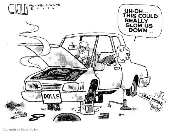 Steve Kelley  Steve Kelley's Editorial Cartoons 2006-04-11 media source