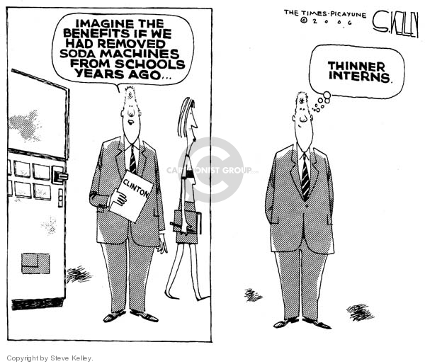 Cartoonist Steve Kelley  Steve Kelley's Editorial Cartoons 2006-05-04 generation